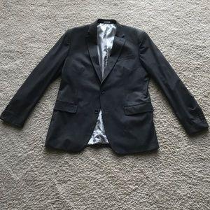 JCP 3 Piece Suit- Grey